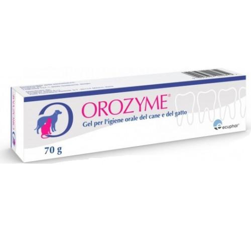 Ceva Orozyme gel 70 gr per cani e gatti