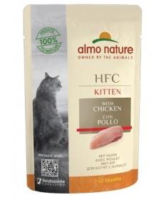 Almo Nature HFC per Gatto Kitten da 55 gr