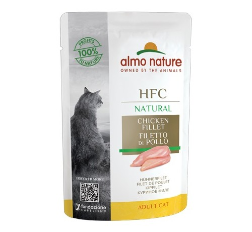 Almo Nature Classic Natural Gatto 55 gr