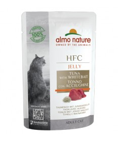 Almo Nature HFC Jelly per Gatto da 55 gr