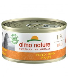 Almo Nature Classic Jelly per Gatto da 70gr