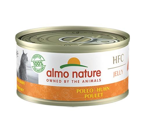 Almo Nature Classic Jelly per Gatto da 70gr