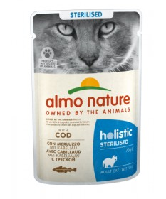 Almo Nature Sterilised Cat 70 gr