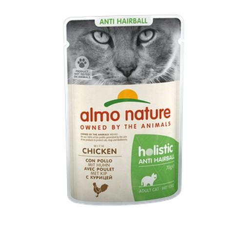 Almo Nature Anti-Hairball Gatto 70 gr