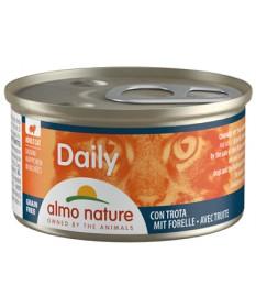 Almo Nature Daily per Gatto in Dadini da 85 g
