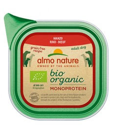 Almo Nature Bio Organic Single Protein per Cane da 150 g