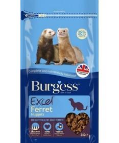 Burgess Excel per Furetti da 2 Kg