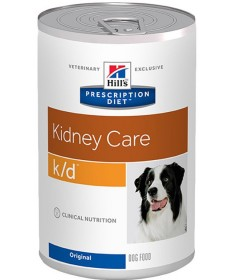Hill's Prescription Diet k/d per Cane da 370 gr