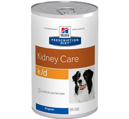 Hill's Prescription Diet k/d Cane umido da 370 gr