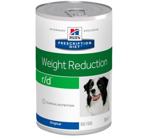 Hill's Prescription Diet r/d Cane umido da 350g