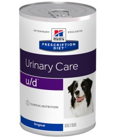Hill's Prescription Diet u/d per Cane da 370 gr