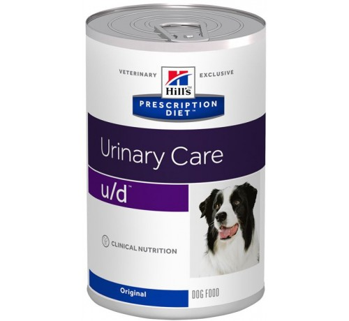 Hill's Prescription Diet u/d Cane umido da 370 gr