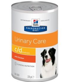Hill's Prescription Diet c/d Cane umido da 370 gr