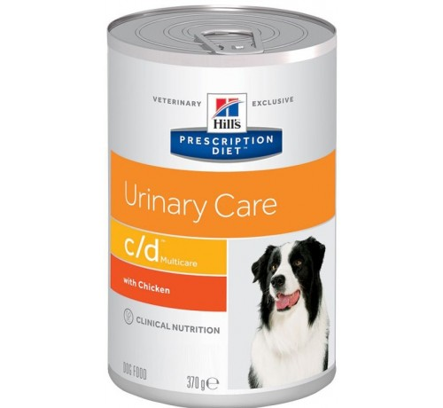 Hill's Prescription Diet c/d Cane umido da 370 gr