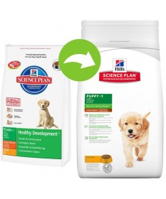 Hill's Science Plan Healthy Development per Cane Puppy Large da 11 Kg