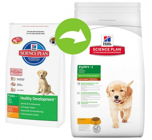 Hill's Science Plan Cane Puppy Large Healthy Development 11 Kg