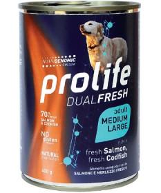 Prolife DualFresh per Cani Adult M/L da 400 gr