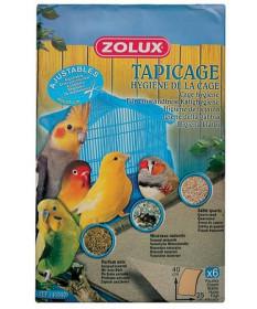 Zolux Tappeto Tapicage per Uccelli dim. 40x25 cm