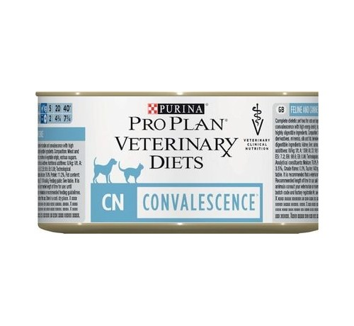 Purina Veterinary Cane e Gatto Diets CN convalescence 195gr