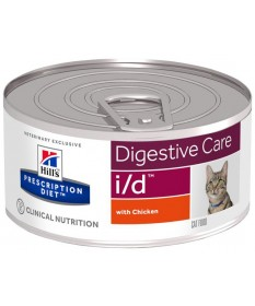 Hill's Prescription Diet i/d per Gatto in Scatoletta da 82 gr