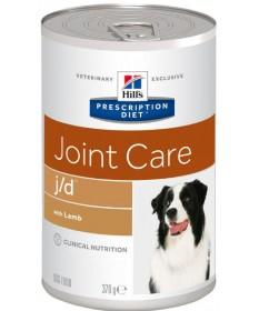 Hill's Prescription Diet j/d Cane umido da 370 gr