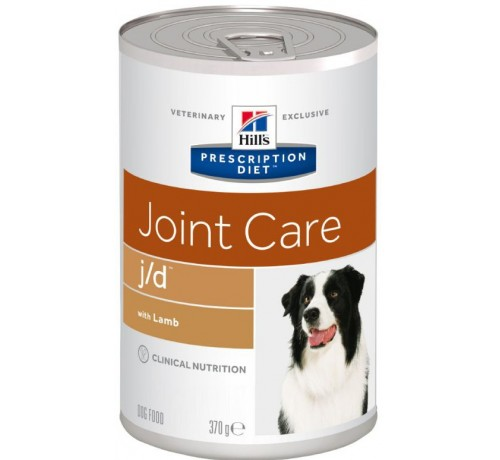 Hill's Prescription Diet j/d Cane umido da 370 gr