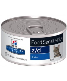 Hill's Prescription Diet z/d per Gatto da 156 gr