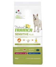 Trainer Natural Sensitive per Cani Adult Medium/Maxi al Coniglio da 12 kg
