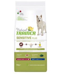 Trainer Natural Sensitive per Cani Adult Medium/Maxi con Cavallo da 12 Kg