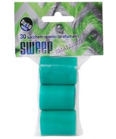 Sweep Sacchetti Igienici Profumati 3x10 mini da 30 pz