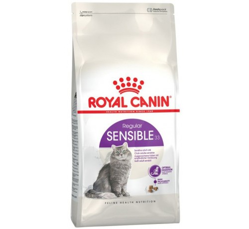 Royal Canin Gatto Sensible 33