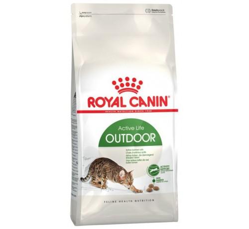 Royal Canin Gatto Outdoor 30