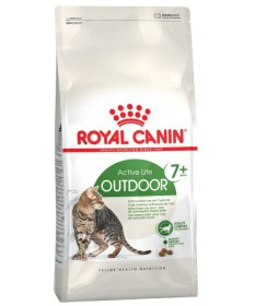 Royal Canin Outdoor per Gatto 7+