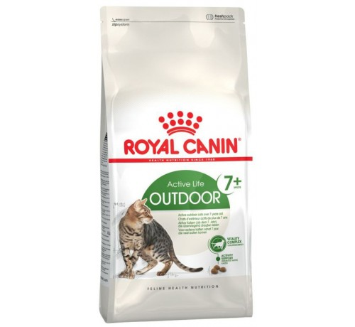 Royal Canin Gatto Outdoor 7+