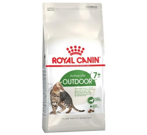Royal Canin Gatto Outdoor 7+