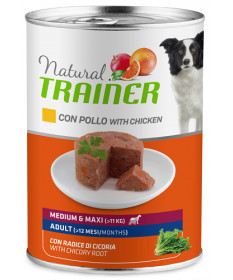 Trainer Natural Cane Umido Adult Medium/Maxi da 400gr