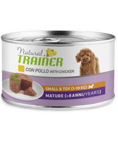 Trainer Natural Cane Umido Adult Mini Maturity Pollo da 150 gr