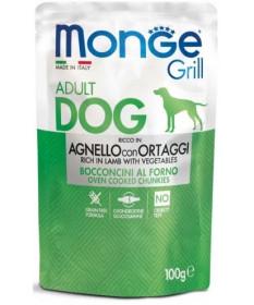 Monge Grill cane umido da 100g