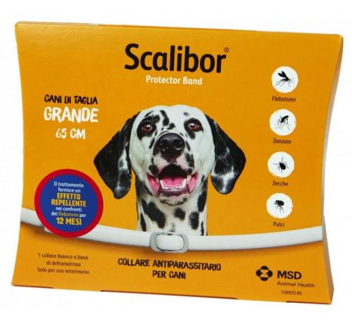Scalibor collare cani di taglia grande 65 cm
