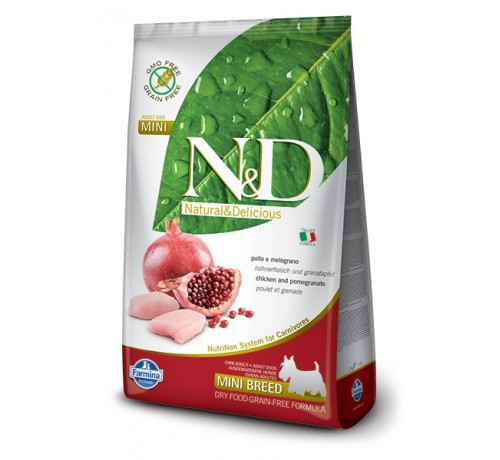 Farmina N&D Adult Mini Cane Secco da 800 gr
