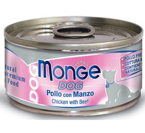 Monge Dog Natural Superpremium Cane Umido da 95 gr