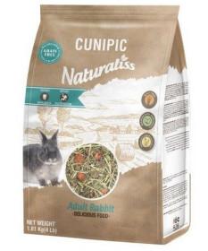Cunipic Naturaliss Alimento per Conigli Adult da 1,81 Kg