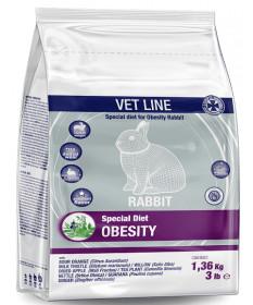 Cunipic Vet LineObesity per Conigli da 1,36 Kg