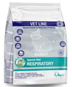 Cunipic Vet LineRespiratoryper Conigli da 1,40 Kg
