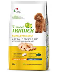 Natural Trainer Small & Toy per Cani da 2 kg