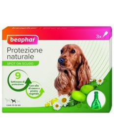 Beaphar protezione naturale spot on cane medio 15-30 kg