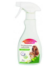 Beaphar Protezione Naturale Spray Barriera 250 ml per cani e gatti