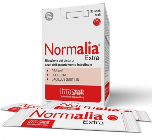 Normalia 30 oral sticks - Nuova Formula per cani e gatti