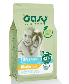 Oasy Cane Secco Puppy & Junior Small