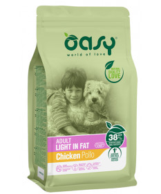 Oasy Cane Secco Adult Light in Fat
